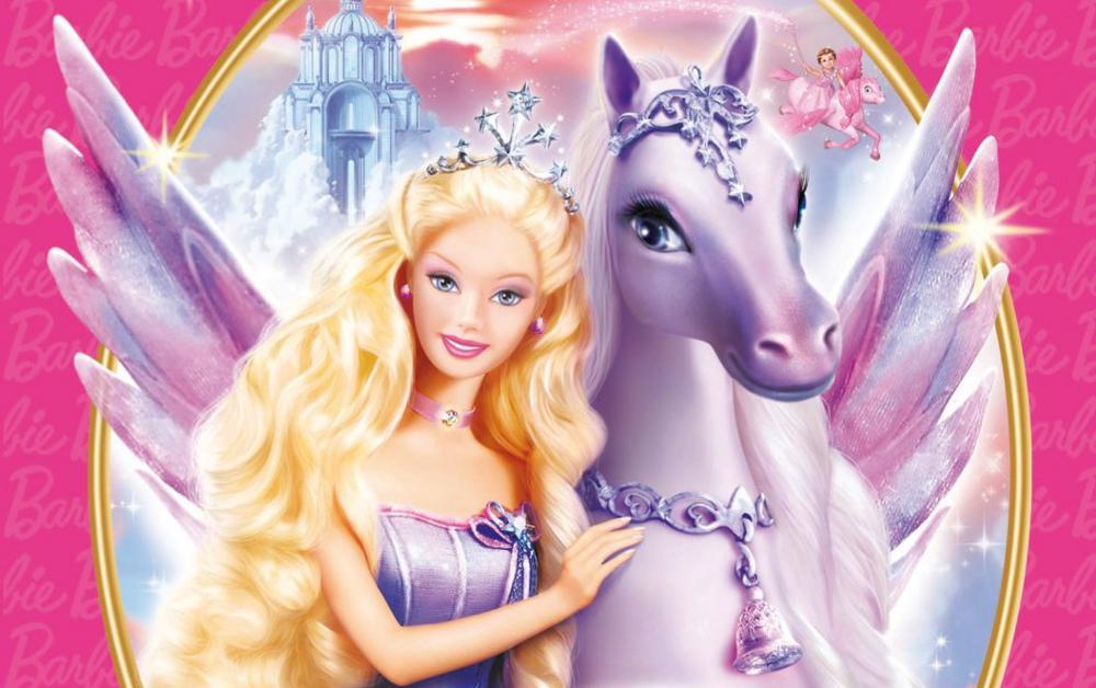 barbie und der pegasus